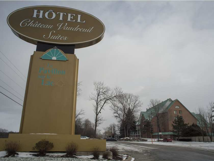 Château Vaudreuil hotel to be sold